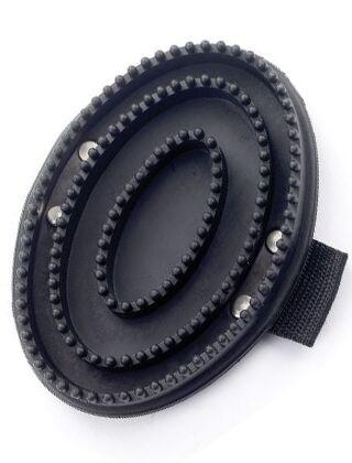 Lincoln Rubber Curry Comb Black
