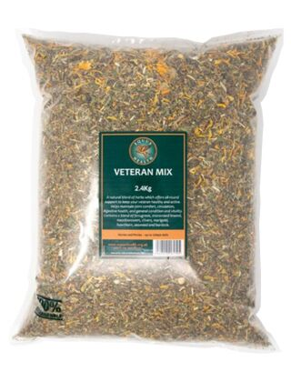 Equus Health Veteran Mix 2.4 Kg