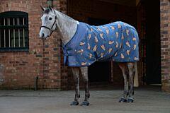 Weatherbeeta Fleece Cooler Standard Neck- Giraffe Print
