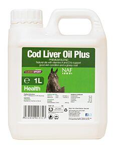 NAF Cod liver Oil Plus