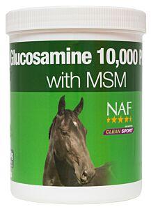 NAF Glucosamine 10,000 Plus with MSM 900g