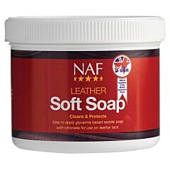 NAF Leather Soft Soap 5 Star 450g