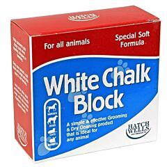 Showing White Chalk Block
