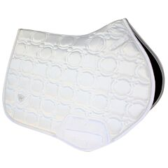 Woof Wear Vision Close Contact Pad - White Full