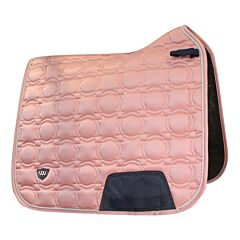 Woof Wear Vision Dressage Pad - Rose Gold Full
