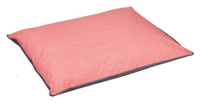 WeatherBeeta Waterproof Pillow Dog Bed Pink