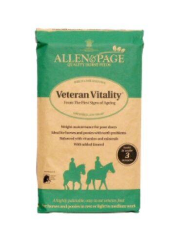 Allen & Page Veteran Vitality 20KG