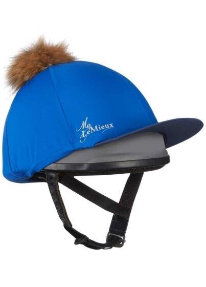 Le Mieux Hat Silk Benetton & Navy