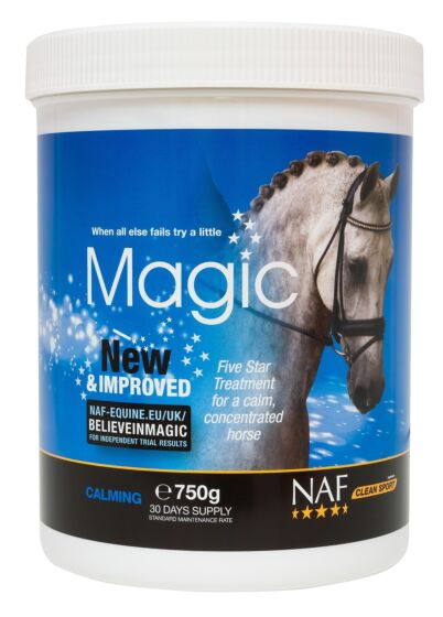 NAF 5 Star Magic 750g