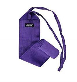 Roma Elastic Tail Bandage Purple
