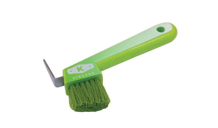 Kincade Ombre Hoof Pick Green