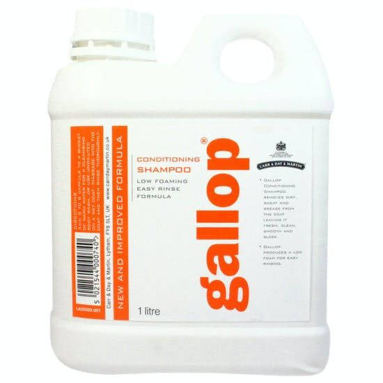 Carr Day & Martin Gallop Conditioning Shampoo 1Litre