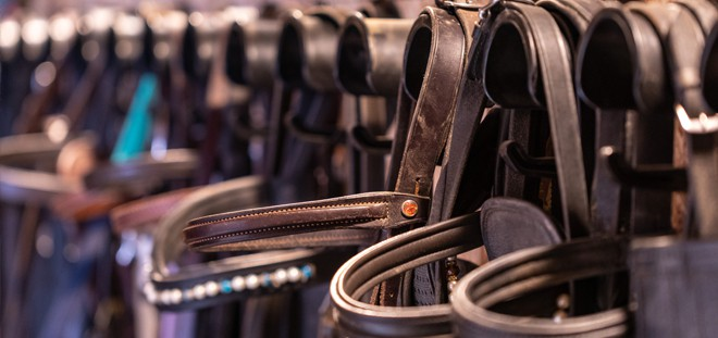 Saddlery/Tack button