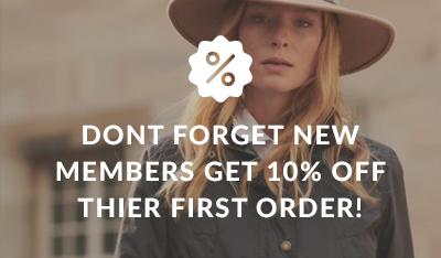 10% Member Discount