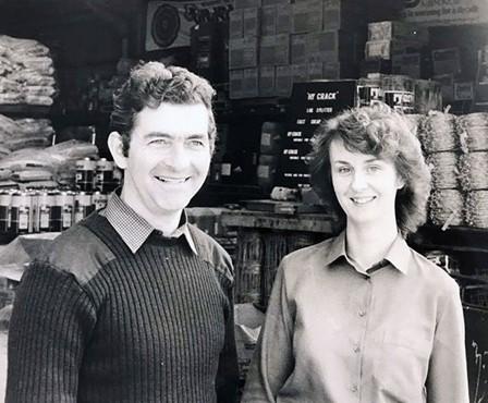 Michael & Ann